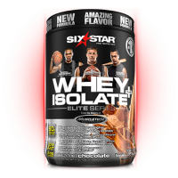 Six Star Whey Isolate Pluse (668г)